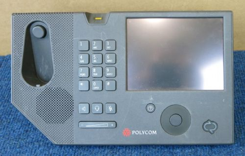 Polycom CX700 IP VoIP Business Desktop Phone 1668-31001-002 No Handset Or PSU